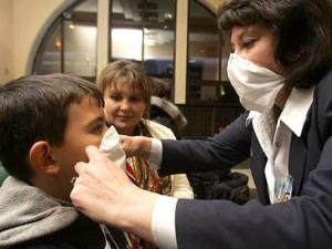 Пик эпидемии гриппа придется в России на начало 2014 года