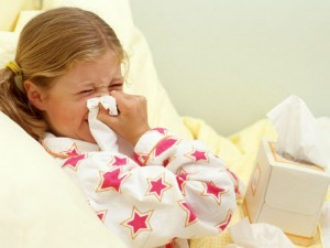 Защитим ребенка от простуды