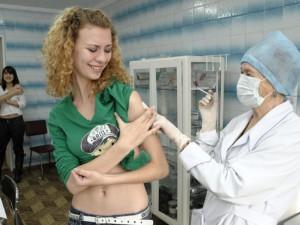 Прививки от гриппа начнут делать в сентябре