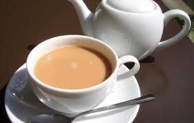 Чай с молоком как средство для похудения