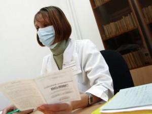 Первый в 2014 г случай гриппа зафиксирован в Томске