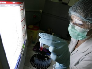 В Чите от свиного гриппа умер пенсионер
