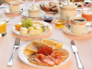 Завтрак, как основной прием пищи