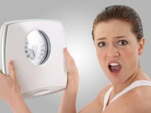 Причина «застоя» веса, для тех, кто соблюдает диету.