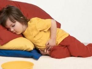 Синдром циклической рвоты у детей