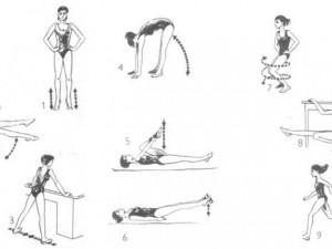 Эффективность упражнения для правильной коррекции формы ног