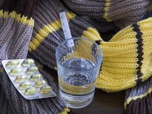 В Саратовской области за неделю три человека заболел гриппом