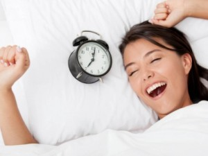 Как просыпаться красивой?