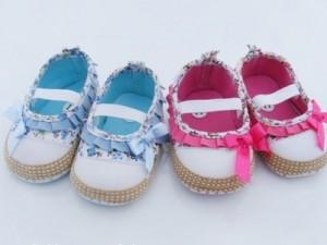 Покупаем первые ботиночки малышу