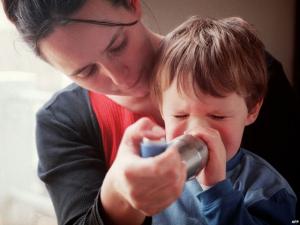 Определяем наличие астмы