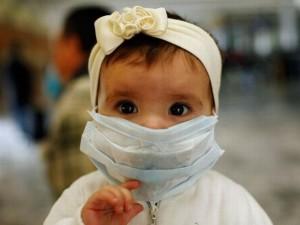 Привычка трогать себя за лицо грозит заражением гриппом