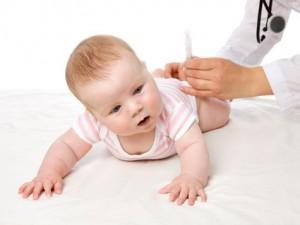 Профилактические прививки