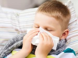 Грипп может стать причиной лейкоза у ребенка
