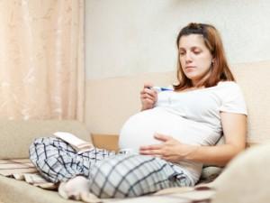 Риск смерти от гриппа в период беременности выше