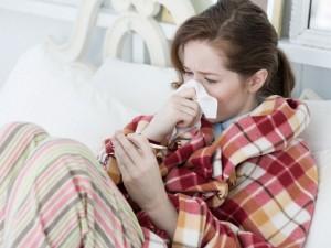 Простуда: лечимся в офисе