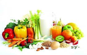 Здоровое питание в качестве диеты