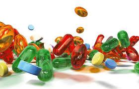 Витамины и минералы для лечения всего организма