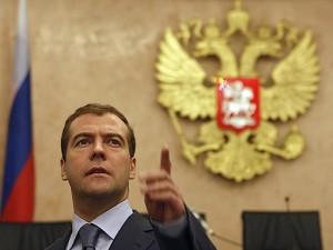 Медведев провел совещание по ситуации с лихорадкой Эбола