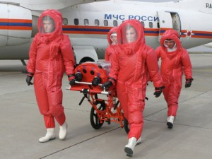 Госпитализированные в Орле с подозрением на Эболу студенты выписаны