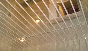 Преимущества реечного потолка