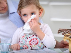 Детская аллергия: что предпринять?