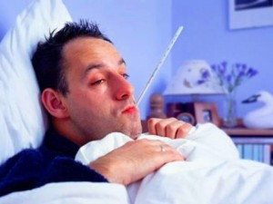 Женщины переносят грипп легче мужчин