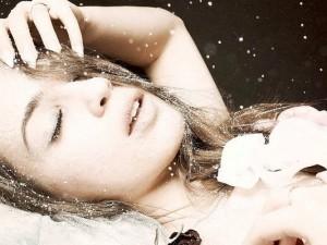 Как защитить женскую красоту зимой
