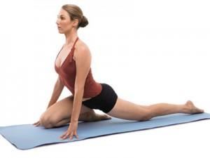 Простые упражнения для красивой осанки