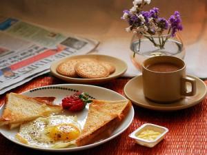 Главная составляющая завтрака