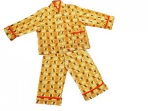 Своевременная стирка пижамы убережет от инфекций