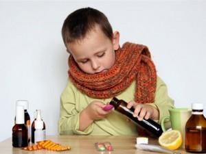 Применение антибиотиков у детей до одного года может увеличить риск экземы