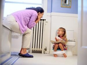 Как приучить ребенка к горшку – Дети от 0 до 3 лет