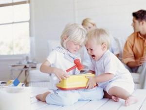 Проблема агрессии у ребенка