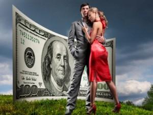 Роль денег в отношениях