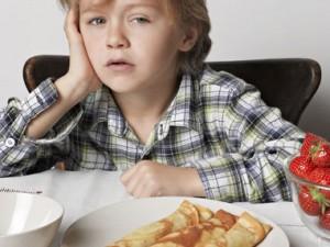 Накормить ребенка во время болезни