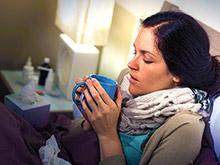 Люди болеют гриппом намного реже, чем считают, показало исследование