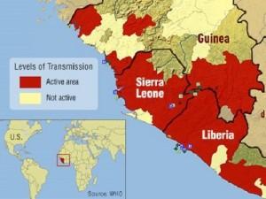 В Либерии из больницы выписали последнего зараженного вирусом Эбола пациента