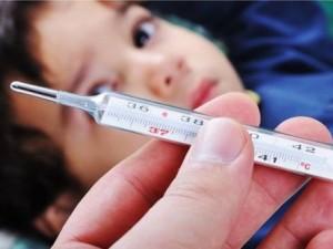 В Ульяновске от гриппа умер ребенок