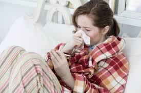 Период гриппа