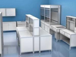 Оснащение лабораторных помещений мебелью