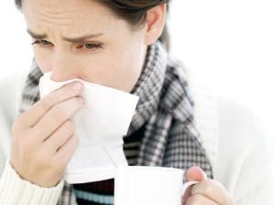 Ринит — самый неприятный симптом ОРВИ