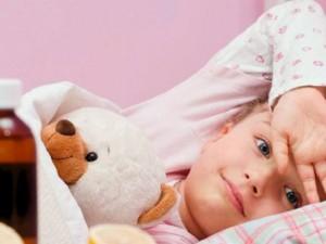 Лечение у детей влажного кашля