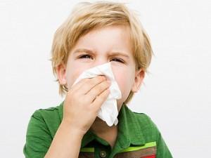 Выделения при простуде у ребенка