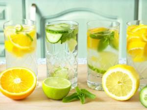 О пользе воды с лимоном – (Здоровое питание)