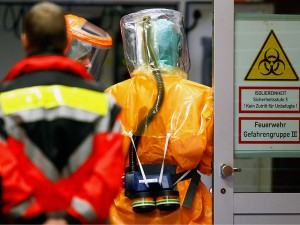 В Германии скончался носитель вируса MERS