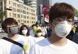 Медики Южной Кореи спешат покончить со вспышкой атипичной пневмонии