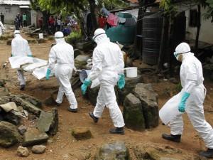 На сегодняшний день Эбола уже унесла жизни 11246 человек по данным ВОЗ