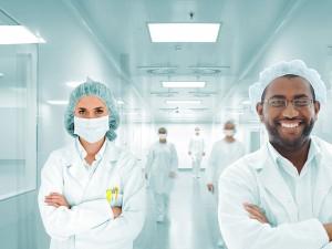 Грязные руки являются основным источником инфекции в больницах