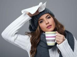 Как правильно отличить простуду от гриппа?