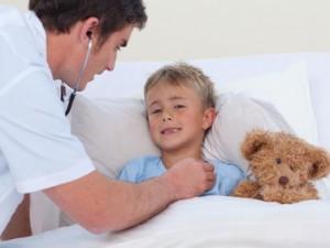 Восемь тысяч кузбассовцев заболели пневмонией с начала года